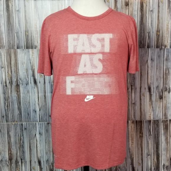 fast as f nike shirt